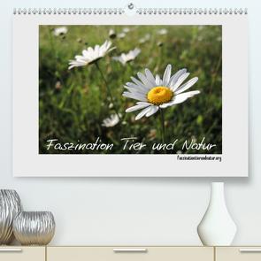 Faszination Tier und Natur (Premium, hochwertiger DIN A2 Wandkalender 2021, Kunstdruck in Hochglanz) von Harmelink,  Henning