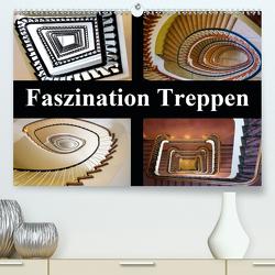 Faszination Treppen (Premium, hochwertiger DIN A2 Wandkalender 2020, Kunstdruck in Hochglanz) von Buchspies,  Carina