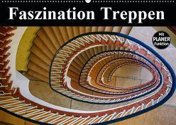 Faszination Treppen (Wandkalender 2019 DIN A2 quer) von Buchspies,  Carina
