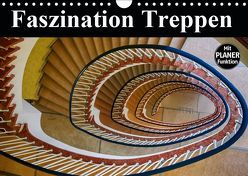 Faszination Treppen (Wandkalender 2019 DIN A4 quer) von Buchspies,  Carina