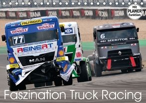 Faszination Truck Racing (Tischkalender 2018 DIN A5 quer) von Wilczek,  Dieter-M.