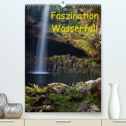 Faszination Wasserfall (Premium, hochwertiger DIN A2 Wandkalender 2021, Kunstdruck in Hochglanz) von Klinder,  Thomas