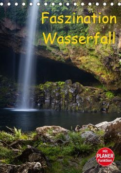 Faszination Wasserfall (Tischkalender 2019 DIN A5 hoch) von Klinder,  Thomas