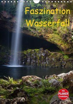 Faszination Wasserfall (Wandkalender 2019 DIN A4 hoch) von Klinder,  Thomas