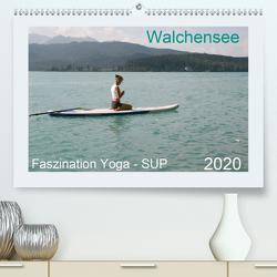 Faszination Yoga – SUP (Premium, hochwertiger DIN A2 Wandkalender 2020, Kunstdruck in Hochglanz) von Thiel,  Isabella