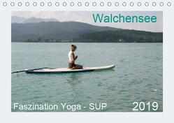 Faszination Yoga – SUP (Tischkalender 2019 DIN A5 quer) von Thiel,  Isabella