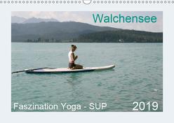 Faszination Yoga – SUP (Wandkalender 2019 DIN A3 quer) von Thiel,  Isabella