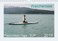 Faszination Yoga – SUP (Wandkalender 2019 DIN A4 quer) von Thiel,  Isabella