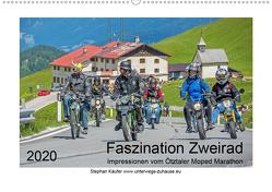Faszination Zweirad – Impressionen vom Ötztaler Moped Marathon (Wandkalender 2020 DIN A2 quer) von Käufer,  Stephan