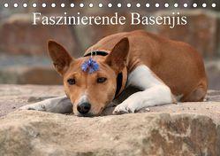 Faszinierende Basenjis (Tischkalender 2018 DIN A5 quer) von Joswig,  Angelika