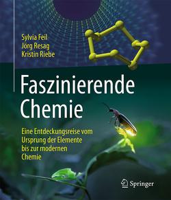 Faszinierende Chemie von Feil,  Sylvia, Resag,  Jörg, Riebe,  Kristin