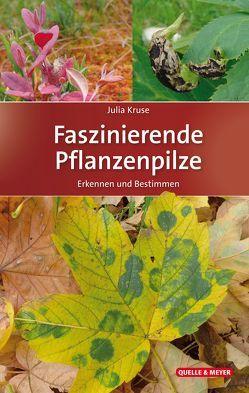 Faszinierende Pflanzenpilze von Kruse,  Julia
