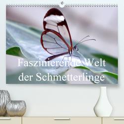Faszinierende Welt der Schmetterlinge (Premium, hochwertiger DIN A2 Wandkalender 2020, Kunstdruck in Hochglanz) von Pocketkai