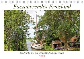 Faszinierendes Friesland (Tischkalender 2019 DIN A5 quer) von Lichte,  Marijke