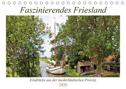 Faszinierendes Friesland (Tischkalender 2020 DIN A5 quer) von Lichte,  Marijke
