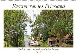 Faszinierendes Friesland (Wandkalender 2019 DIN A2 quer) von Lichte,  Marijke