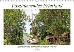 Faszinierendes Friesland (Wandkalender 2019 DIN A3 quer) von Lichte,  Marijke