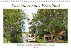 Faszinierendes Friesland (Wandkalender 2019 DIN A4 quer) von Lichte,  Marijke