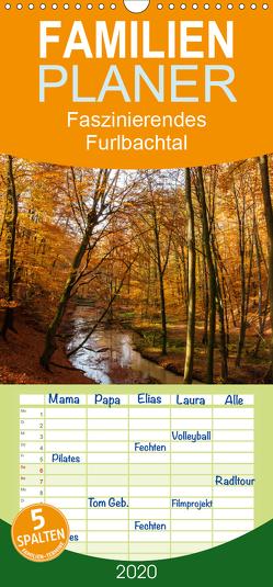 Faszinierendes Furlbachtal – Familienplaner hoch (Wandkalender 2020 , 21 cm x 45 cm, hoch) von Maurer,  Marion