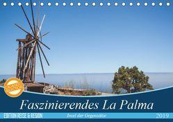 Faszinierendes La Palma (Tischkalender 2019 DIN A5 quer) von Kaiser,  Ralf