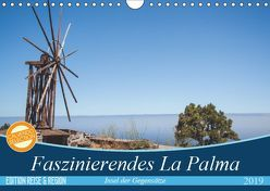 Faszinierendes La Palma (Wandkalender 2019 DIN A4 quer) von Kaiser,  Ralf
