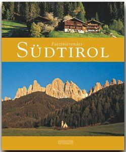 Faszinierendes Südtirol von Krinitz,  Hartmut
