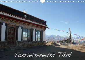 Faszinierendes Tibet (Wandkalender 2019 DIN A4 quer) von Xiaolueren,  k.A.