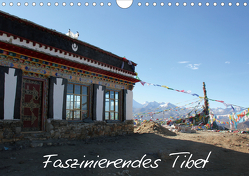 Faszinierendes Tibet (Wandkalender 2021 DIN A4 quer) von Xiaolueren