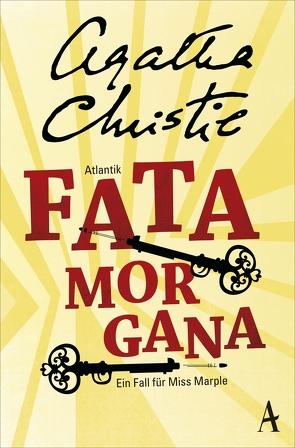 Fata Morgana von Christie,  Agatha, Hermstein,  Rudolf