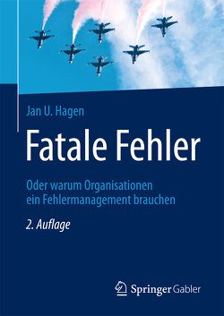 Fatale Fehler von Hagen,  Jan U.