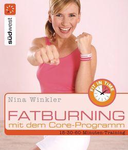 Fatburning mit dem Core-Programm von Winkler,  Nina
