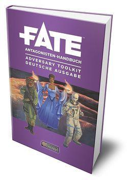 Fate – Antagonisten-Handbuch von Pielarski,  Dominik