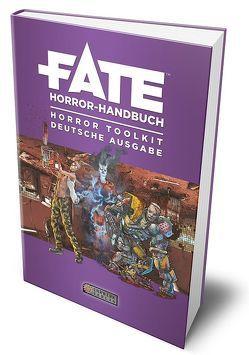 Fate – Horror-Handbuch von Pielarski,  Dominik
