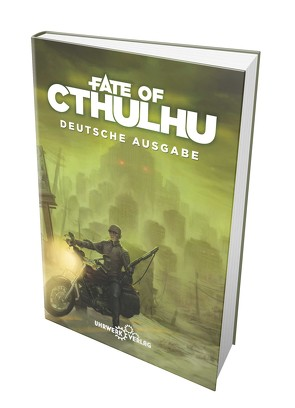 Fate of Cthulhu von Hicks,  Fred