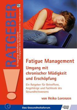 Fatigue Management von Lorenzen,  Heiko