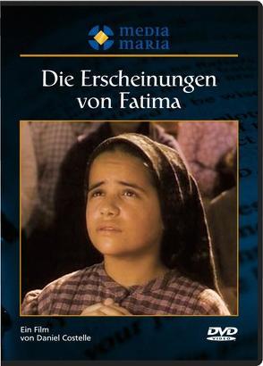 Fatima – Die Erscheinungen DVD