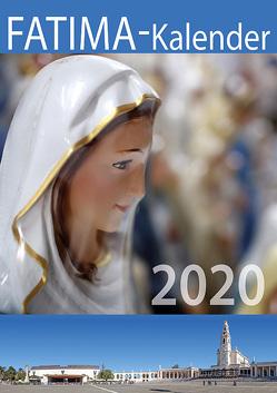 Fatima-Kalender 2020 von Fe-Medienverlag