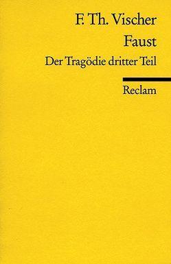 Faust von Martini,  Fritz, Vischer,  Friedrich Th