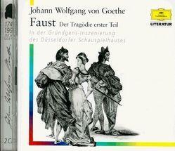 Faust. Der Tragödie Erster Teil von Goethe,  Johann W von, Gold,  Käthe, Gründgens,  Gustaf, Hartmann,  Paul