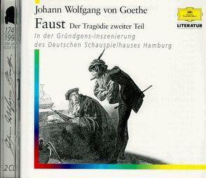 Faust. Der Tragödie Zweiter Teil von Becker,  Maria, Goethe,  Johann W von, Gründgens,  Gustaf, Quadflieg,  Will