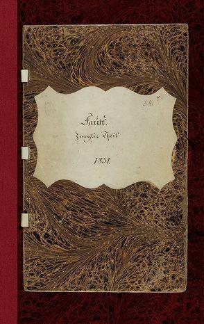 Faust. Der Tragödie zweiter Teil von Bohnenkamp,  Anne, Goethe,  Johann Wolfgang, Henke,  Silke, Jannidis,  Fotis