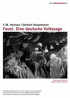 Faust. Eine deutsche Volkssage von Hauptmann,  Gerhart, Murnau,  Friedrich Wilhelm