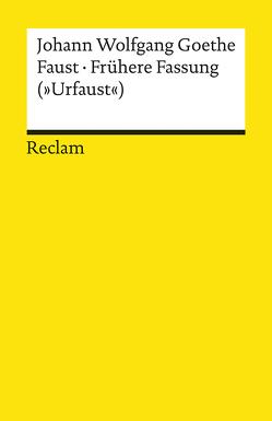 "Faust – Frühere Fassung (""Urfaust"") von Brandes,  Peter, Goethe,  Johann Wolfgang"