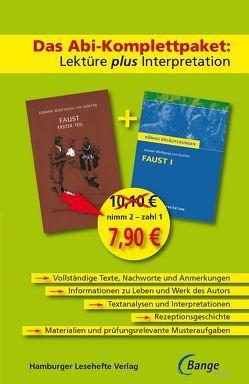 Faust I von Goethe,  Johann Wolfgang von