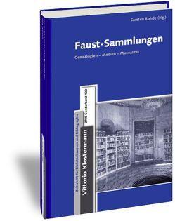 Faust-Sammlungen von Rohde,  Carsten