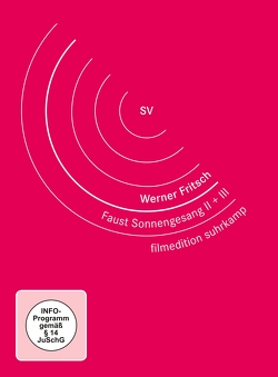 Faust Sonnengesang II + III von Fritsch,  Werner