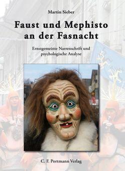 Faust und Mephisto an der Fasnacht von Hoby,  Jean P, Sieber,  Martin