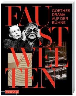 Faust-Welten von Blank,  Claudia