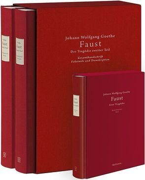 Faustedition komplett von Bohnenkamp,  Anne, Goethe,  Johann Wolfgang, Henke,  Silke, Jannidis,  Fotis