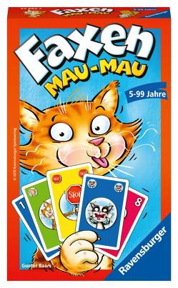 Faxen Mau-Mau von Baars,  Gunter